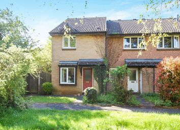 Thumbnail 1 bed end terrace house for sale in Axtell Close, Kidlington