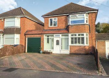Thumbnail 3 bedroom link-detached house for sale in Senneleys Park Road, Northfield, Birmingham, West Midlands