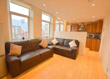 Thumbnail 5 bed maisonette to rent in Eighth Avenue, Heaton, Newcastle Upon Tyne