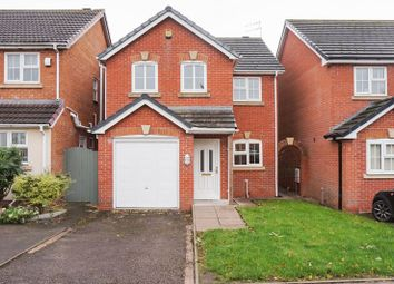 Thumbnail 4 bedroom detached house for sale in Park View Close, Blurton, Stoke-On-Trent
