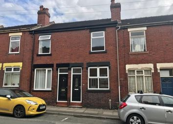 Thumbnail 3 bed terraced house for sale in Clare Street, Basford, Stoke, Staffs