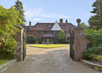 Thumbnail 6 bed property to rent in Horseshoe Ridge, St George's Hill, Weybridge, Surrey