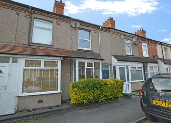 Thumbnail 3 bed terraced house to rent in Gladstone Street, Town Centre, Rugby, Warwickshire