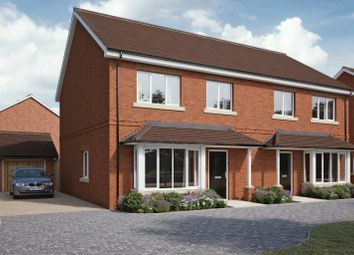 Thumbnail 3 bed semi-detached house for sale in Sulham Hill, Tilehurst, Reading