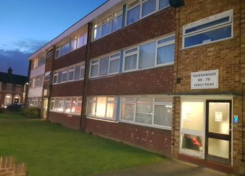 Thumbnail 2 bed flat for sale in Percy Road, Chadwell Heath