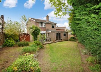Thumbnail 3 bed detached house for sale in Abbey Close, Newbury