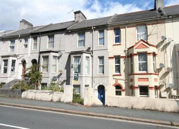 Thumbnail 1 bed flat to rent in Percy Terrace, Plymouth