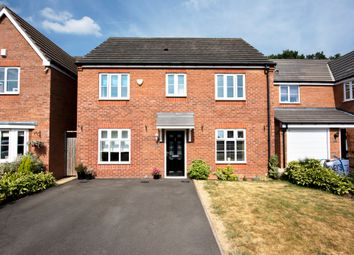 Thumbnail 4 bed detached house for sale in Royal Meadow Way, Streetly, Sutton Coldfield