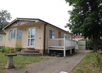 2 bed bungalow for sale in The Spinney, Jaywick Lane, Clacton-On-Sea CO16