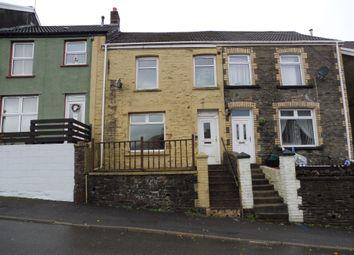 Thumbnail 3 bed terraced house for sale in Maesteg Road, Cymmer, Port Talbot