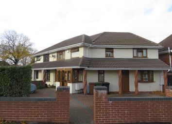 Thumbnail 4 bed semi-detached house for sale in Sycamore Road, Walsall