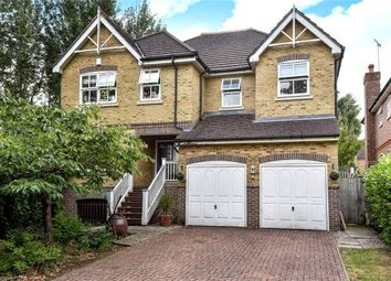 Thumbnail 5 bed detached house for sale in The Fallows, Ray Mill Road East, Maidenhead, Berkshire