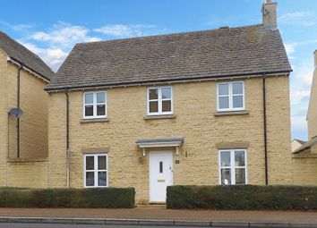 Thumbnail 4 bed detached house to rent in Elmhurst Way, Carterton, Oxfordshire