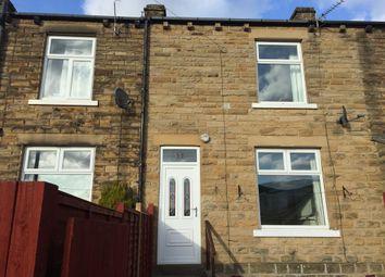 Thumbnail 2 bed terraced house for sale in Sunnymount Terrace, Birstall, Batley