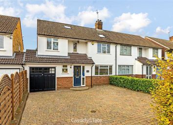 5 bed semi-detached house for sale in Watford Road, St Albans, Hertfordshire AL2