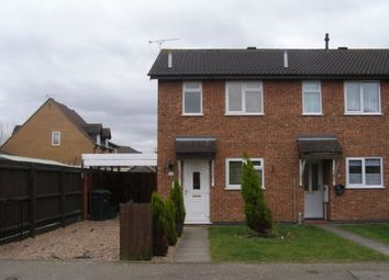 Thumbnail 2 bedroom semi-detached house to rent in Darwin Close, Broughton Astley, Leicestershire