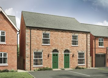 "Thumbnail 2 bed semi-detached house for sale in ""The Dudley I"" at Tay Road, Leicester"