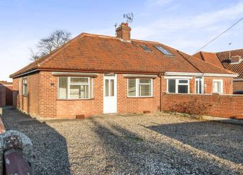 Thumbnail 3 bedroom bungalow for sale in Thorpe St Andrew, Norwich, Norfolk