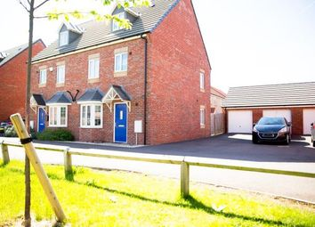 Thumbnail 4 bed semi-detached house for sale in Daphne Grove, Peterborough, Cambridgeshire