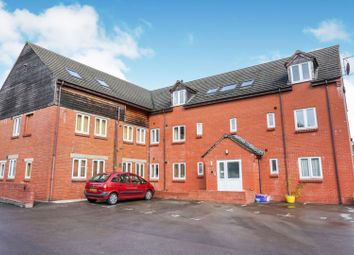 Thumbnail 1 bed flat for sale in 6 Lawrence Crescent, Caldicot