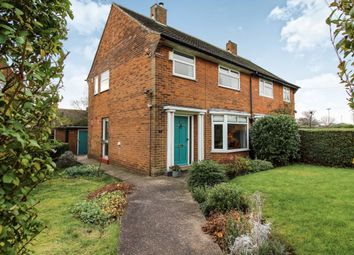 Thumbnail 3 bed semi-detached house for sale in Lingfield View, Moortown, Leeds