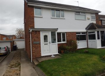 Thumbnail 3 bed semi-detached house for sale in Hazelmere, Spennymoor