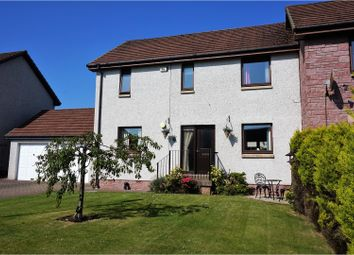 Thumbnail 3 bed semi-detached house for sale in Atholl Glen Yard, Dundee