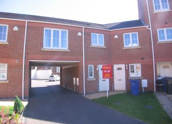 Thumbnail 2 bed property to rent in Grants Yard, Station Street, Burton Upon Trent, Staffordshire