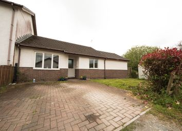 Thumbnail 4 bed semi-detached bungalow for sale in Maes Afallen, Bow Street