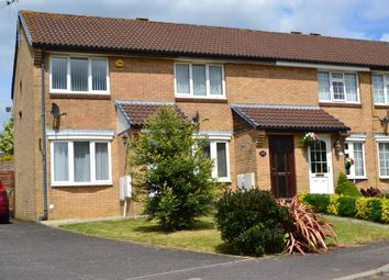 Thumbnail 2 bed end terrace house to rent in Gainsborough Way, Yeovil