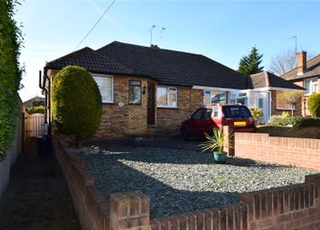 Thumbnail 3 bed semi-detached bungalow for sale in Nuffield Road, Hextable, Kent