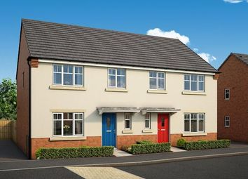 "Thumbnail 4 bed property for sale in ""The Laurel At The Willows, Dudley"" at Middlepark Road, Dudley"
