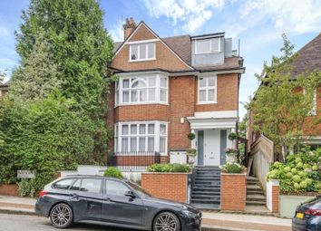 Hollycroft Avenue, Hampstead, London NW3. 4 bed maisonette