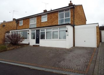Thumbnail 3 bed semi-detached house for sale in Belmont Close, Barming, Maidstone, Kent