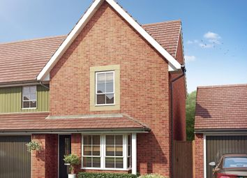 """Thumbnail 4 bed semi-detached house for sale in """"Kennington"""" at Knights Way, St. Ives, Huntingdon"""