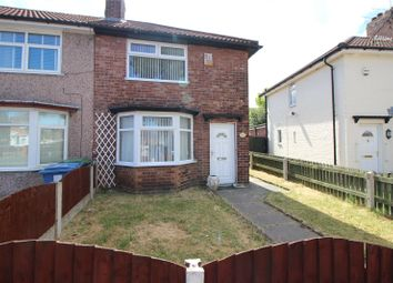 Thumbnail 2 bed end terrace house to rent in Wellesbourne Road, Liverpool, Merseyside