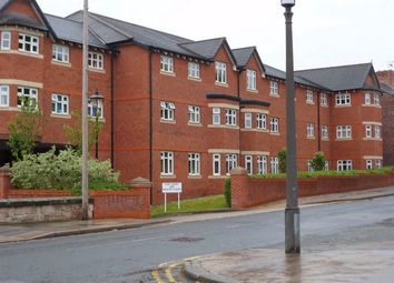 Thumbnail 2 bed flat to rent in Elm Court, Bebington, Wirral