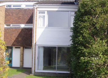 Thumbnail 1 bed terraced house to rent in Buckingham Gardens, West Molesey