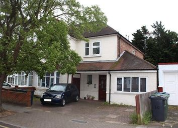 Thumbnail 2 bed flat to rent in Nibthwaite Road, Harrow