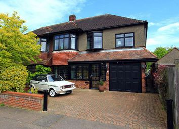Thumbnail 4 bed semi-detached house for sale in Whitehall Close, Chigwell, Essex