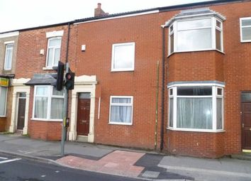 Thumbnail 4 bed terraced house to rent in London Road, Preston, Lancashire