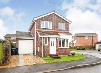 Thumbnail 3 bedroom detached house for sale in Clyffe View, Crossways, Dorchester