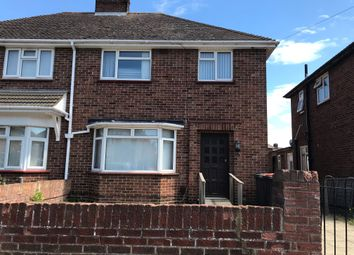 Thumbnail 3 bed semi-detached house to rent in Hawthorne Avenue, Bedford