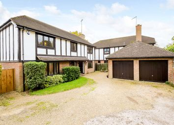 Thumbnail Detached house for sale in Bluebells, Welwyn