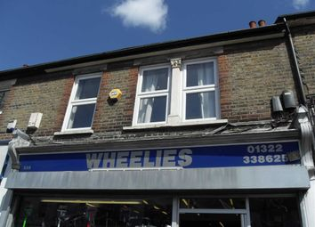 Thumbnail 1 bed flat to rent in Bexley Road, Erith, Kent