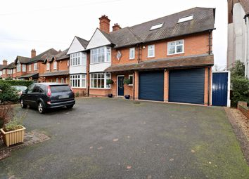 Thumbnail 4 bed semi-detached house for sale in Banbury Road, Stratford Upon Avon