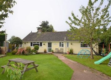 Thumbnail 3 bed detached bungalow for sale in Clyst Honiton, Exeter
