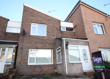 Thumbnail 3 bed terraced house to rent in Oak Road, Rogerstone, Newport