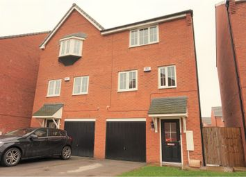Thumbnail 3 bed semi-detached house for sale in Waggon Road, Leeds