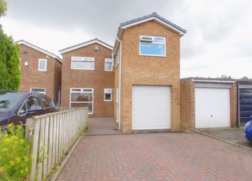 Thumbnail 4 bedroom link-detached house for sale in Burnham Avenue, Newcastle Upon Tyne